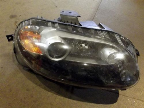 Headlamp, MX-5 mk3, r/h, Silver, RHD headlight, 2005-08, USED